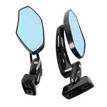 Зеркало заднего вида для мотоцикла со светодиодный Ной подсветкой