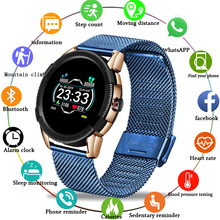 LIGE Smart Watch Men women Waterproof Fitness Trac