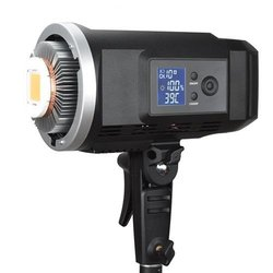 Godox SLB60Y 60W 3300K Yellow Version hand held type Outdoors Portable Continuous LED Using Lithium Battery (Bowens Mount)