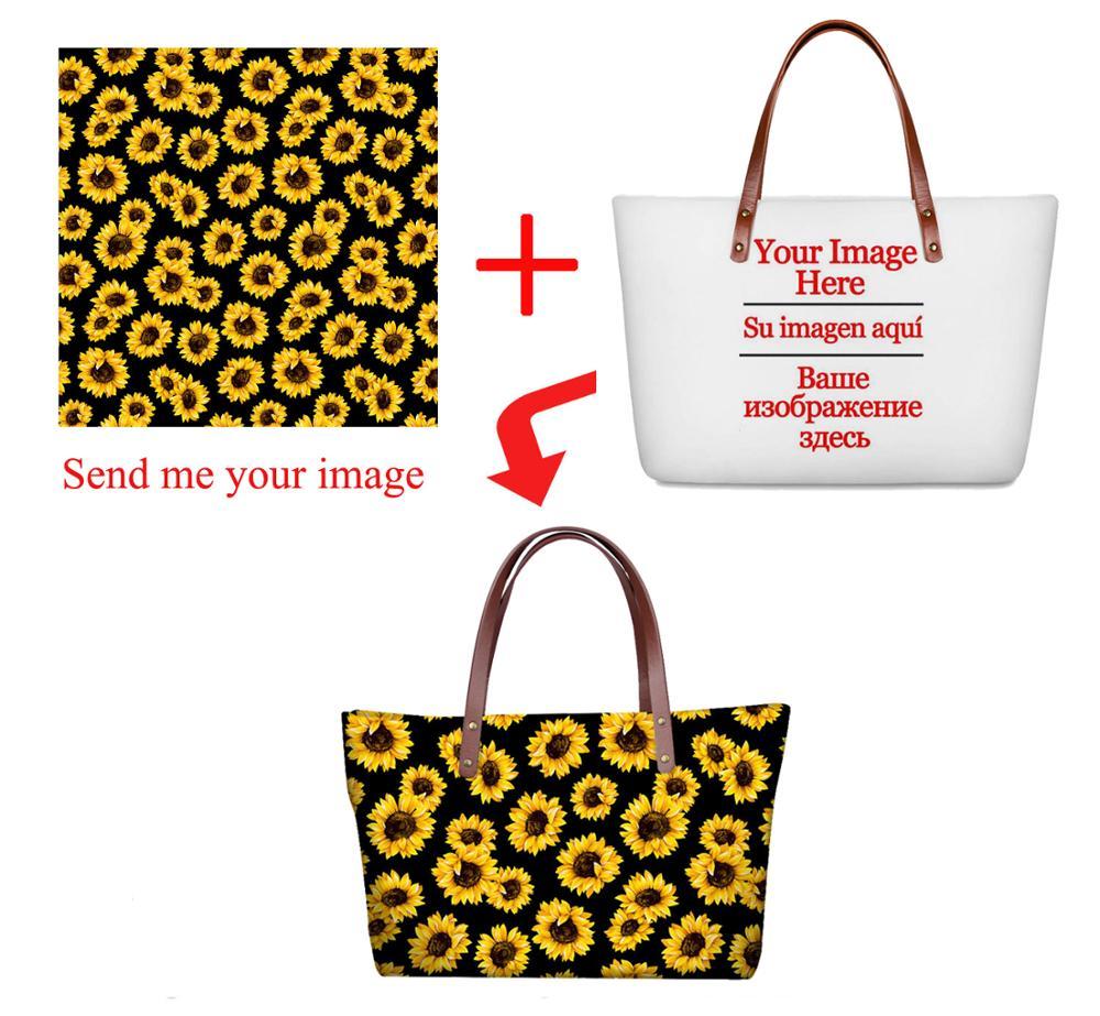 TWOHEARTSGIRL Spring/Autumn Women Big Handbag Butterfly Print Classic Tote Ladies Stylish Shoulder BagsBrand Design Bolsa