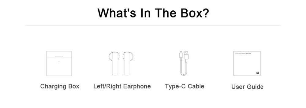 Xiaomi Airdots Pro 2 xiaomi air 2 TWS Bluetooth Headset 2 Mi True Wireless Earphone 2 LHDC Tap Control Dual MIC ENC (19)