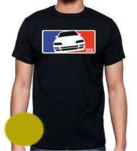 2019 Short Sleeve Cotton Man Clothing Japanese Car CRX EE8 EF8 T-Shirt Sticker Set Type R Sportcoupe JDM T Shirts(China)