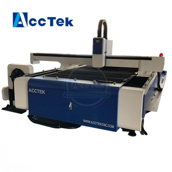 Cypcut Controller Carbon Steel Cnc Fiber Laser Cutting Machine 1530 Fiber Laser Cutting Machine With Rotary Axis