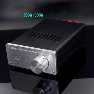 Image 1 - KYYSLB miniamplificador de potencia Digital TAS5630 de doble canal, Clase D, amplificador doméstico de 24 40V, 2x2019 W, 300 SA1