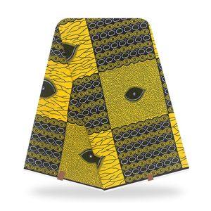 veritable africain fabric 2020 high quality wax fabric print african fabric tissu wax wholesale(China)