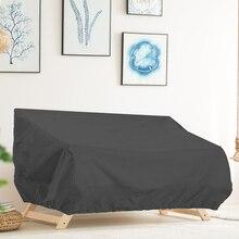 Funda protectora de Muebles De Jardín para sofá, cubierta impermeable para el Sol, para exteriores, jardín, silla, salón, Protector de muebles