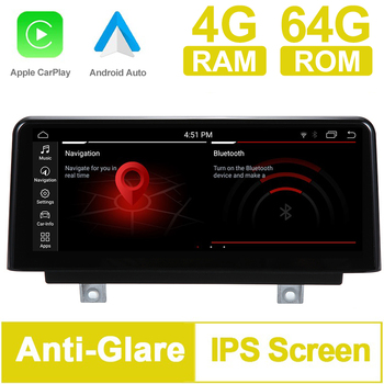 PX6 4G RAM Android 9.0 Car DVD Navi Player Radio Stereo Media for BMW 1 Series F20 F21 for BMW 2 Series F23 3 Series F30 F31 F34 image
