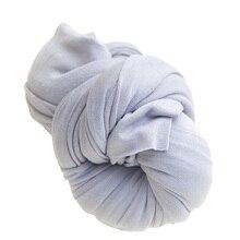 Обертывания фотография одеяло Реквизит День рождения фон мода мягкий подарок для ребенка новорожденный корзина Фон Ткань милый многоцветный DIY