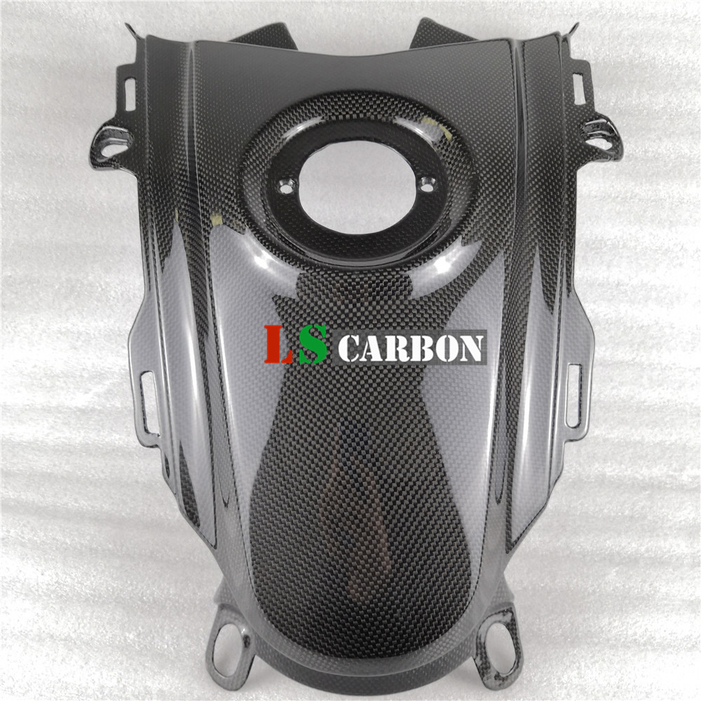 Fuel Tank Cover For Ducati Hypermotard,Hyperstrada 821 939 (SP) Motorcycle Carbon Fiber Fairing Kit