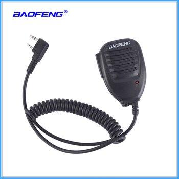 Универсальная многомодельная рация Baofeng, рация двойного назначения, динамик, микрофон, PTT-микрофон, UV-5R, UV-5RE, 888S, UV-5RA, микрофон, PTT, для радио, для детей, на, с,