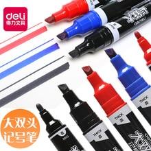 Stationery Marker Pen Logistics Thick-Head Gou S555 Xianbi Double-Headed Waterproof Large
