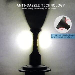 Image 3 - Cnsunnylightスリムcsp led車のヘッドライトの球根H4 H7 H11/H8 H1 9005 9006 H13 9004 H27 H3 42 ワット 7000Lm 5500 18k自動ヘッドランプフォグランプ