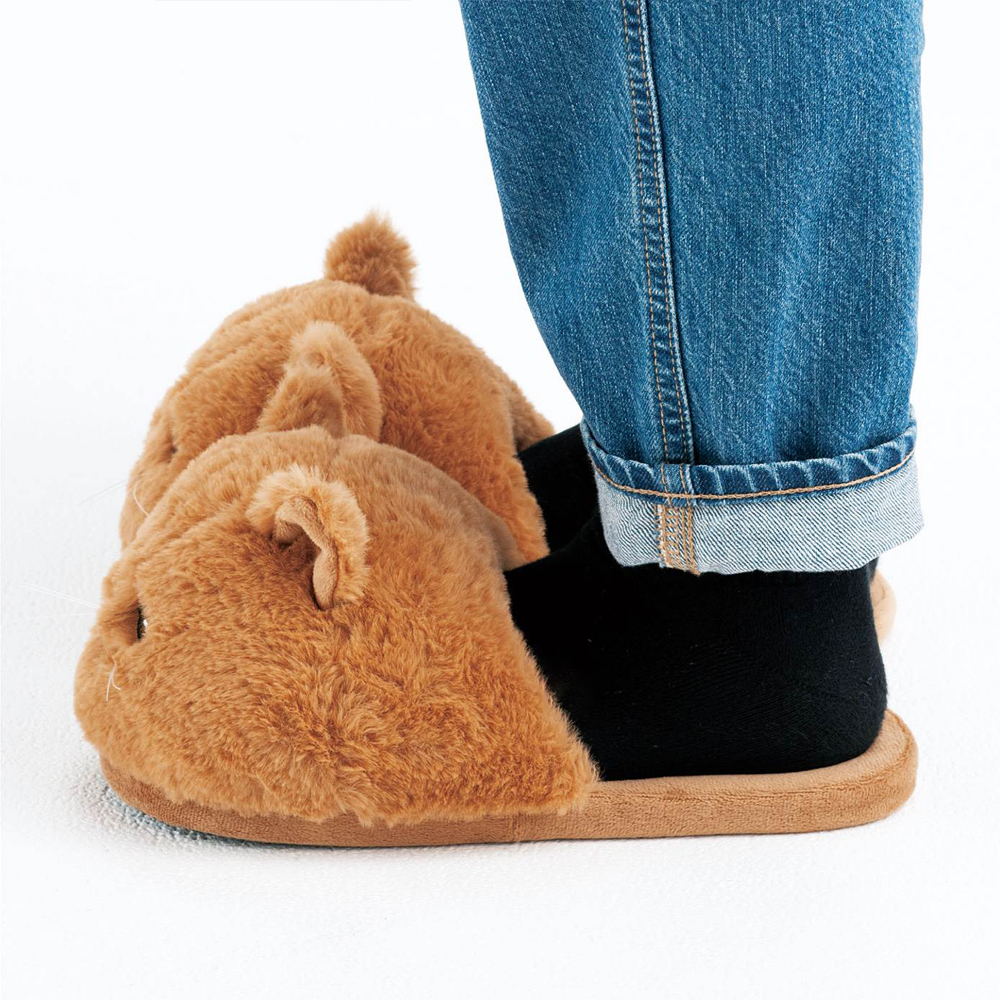 Cat Plush Slippers 5