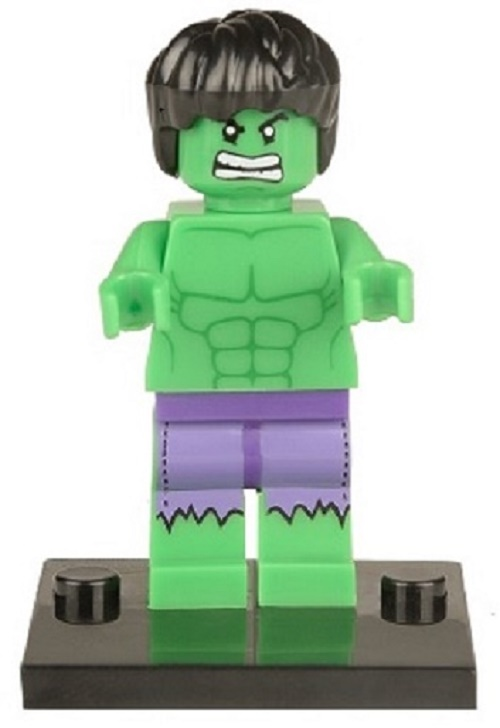 Single Sale Building Blocks Super Heroes Flash Superman Irom Man Hulk Silver Surfer Deadpool Figures For Children Toys XH 002