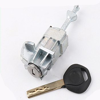 Left Door Lock Cylinder Barrel Assembly With 1 Key For B-MW X3 Car Accessories Modified Car door LOCK Cylinder фото