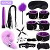 12pcs Purple