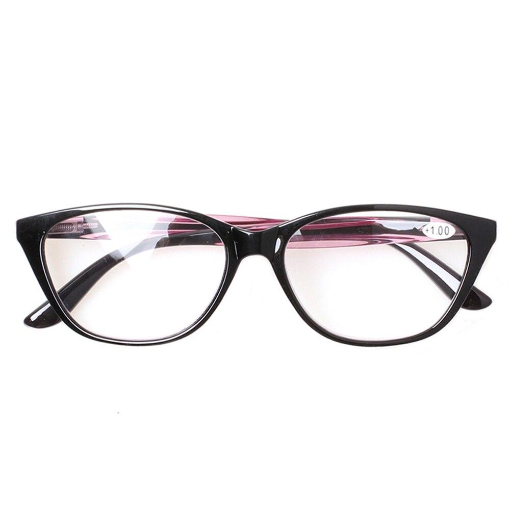 Новые ретро очки для чтения для женщин весенние петли кошачий глаз удобные устройства для чтения 0,5 1,75 2,0 2,5 3,0 4,0 Материал оправы Ширина линзы