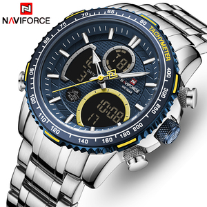 NAVIFORCE Men Watch Top Luxury