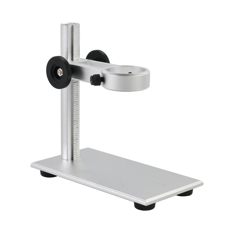 Aluminium Alloy Stand Bracket Holder Universal Microscope Bracket Portable USB Digital Electronic Table Microscopes