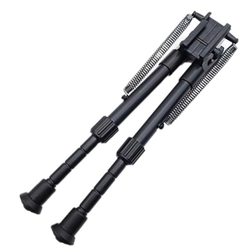 Airsoft M4 Barrett Bracket Modified 20-23mm Track Water Gun Plastic Tripod CS Tactical DIY Competitive Paintball Accessories