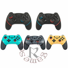 Wireless-Bluetooth Gamepad For Nintend Switch Pro NS-Switch Pro Game joystick Controller For Switch Console with 6-Axis Handle(China)