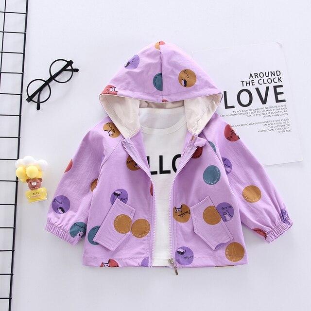 Демисезонная хлопковая детская одежда для маленьких мальчиков