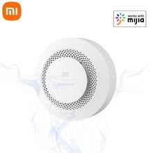 Xiaomi – détecteur de fumée Mi, monoxyde de carbone, alarme incendie, rappel à distance, connexion Bluetooth, Zigbee Gateway, capteur MiHome