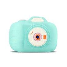 Детская цифровая камера мультфильм Мини HD камера игрушка мальчик и девочка мини Спорт маленький SLR