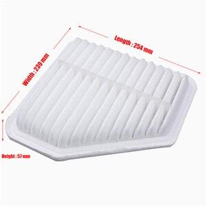 Image 4 - Filtro de aire externo para motor de coche 17801 31120 apto para Toyota RAV 4 III modelo 2005 2006 Today Accessoris