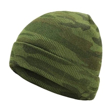Зимние бини стрейч унисекс вязаная дышащая повседневная шапка с манжетой шляпа