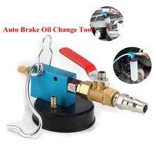 Mudança de óleo fluido de freio do carro ferramenta substituição da bomba de óleo da embreagem hidráulica sangrador de óleo troca vazia drenado kit ferramenta transporte da gota