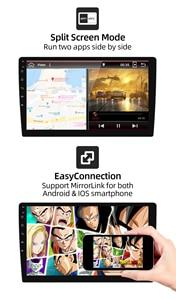 Image 4 - 1 Din Dsp Android 10 Octa Core PX6 Auto Radio Stereo Gps Navi Audio Video Unit Pc Wifi Bt Hdmi amp 7851 Obd Dab + Swc 4G + 64G