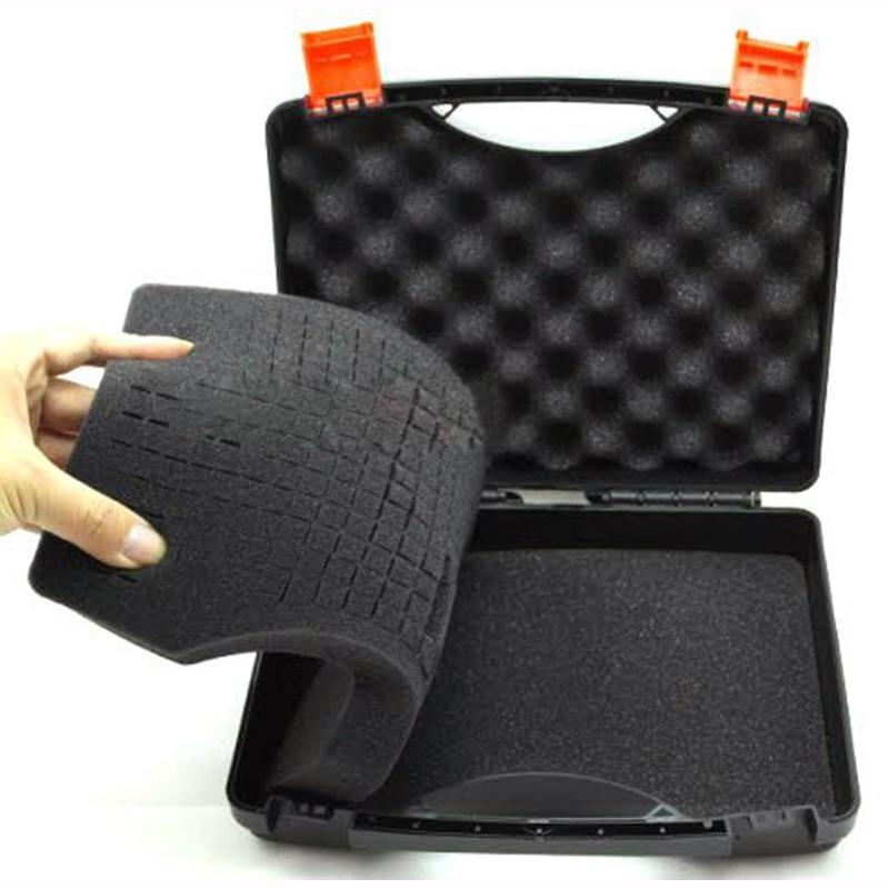 Caja de herramientas de plástico maleta caja de herramientas caja de - Almacenamiento de herramientas - foto 4
