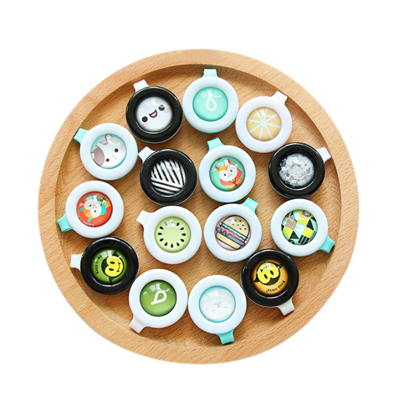 1PC Mosquito Repellent Button Safe For Infants Baby Kids Buckle Indoor Outdoor Anti-mosquito Repellent Pest Control Buttons