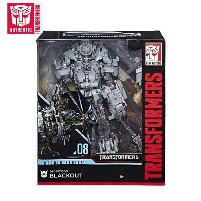 25 centimetri Transformers Blackout Grimlock SS07 SS08 Collection Action Figure ABS Trasformazione Car Robor Giocattolo Regali Di Natale Per I Bambini