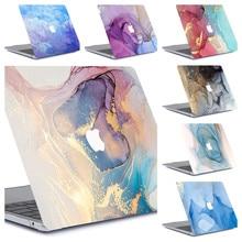 Чехол для Macbook AIR Pro, Жесткий Чехол для ноутбука 13 дюймов, A1706, A1989, A2159, New Air A1932, A2179, 2020 Pro, A2289, A2251 Pro, 13, A1708