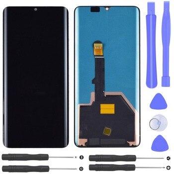 Mayitr OLED ЖК дисплей сменный сенсорный экран черный + инструменты, совместимые с Huawei P30 Pro мобильный телефон, панель, аксессуары