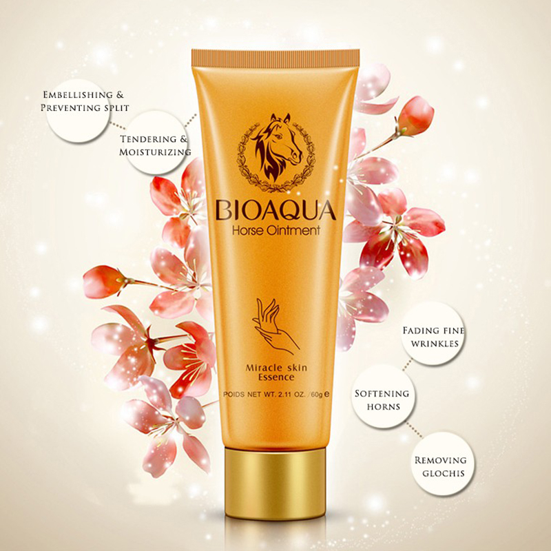 Brands Anti Aging Whitening Creams For Hands Mango Skin Care New Hand Lotion Horse Ointment Miracle Moisturizing Hand Cream