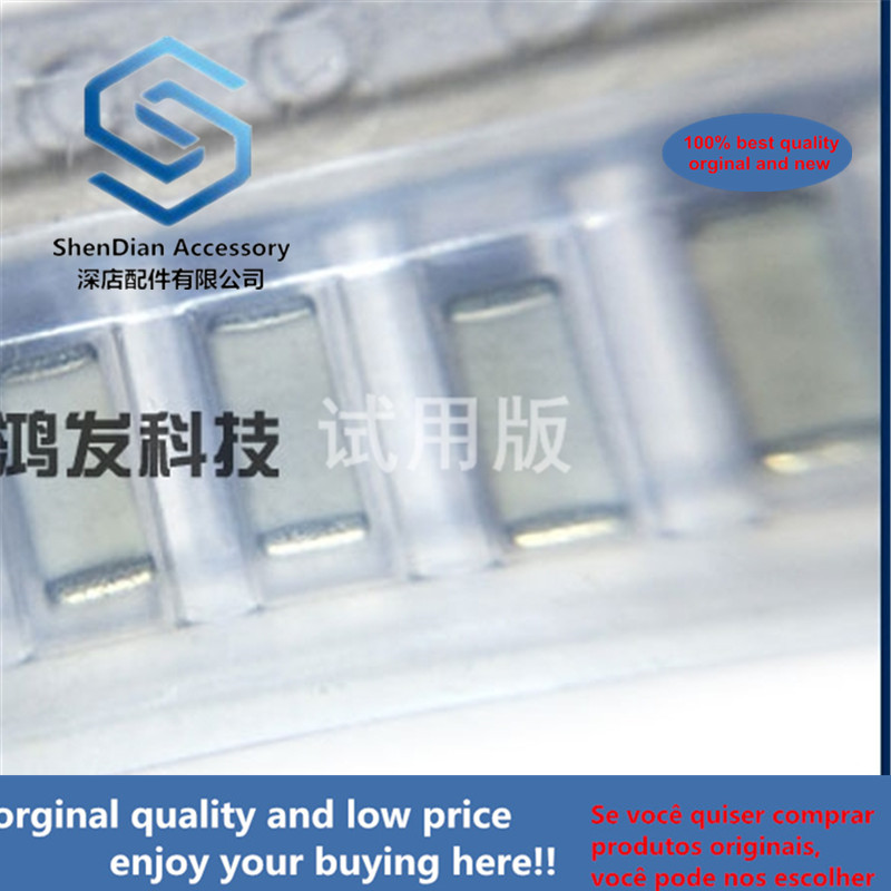 5pcs 100% Orginal New SMD Capacitor 1808 4520 47PF 5% NPO 470J 2KV 2000V