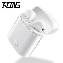 Tws Wireless Earphones Bluetooth 5.0 Headphones Sport Earbuds Headset With Mic Charging Box Headphones For All Smartphones