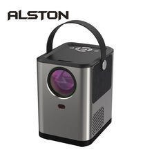 ALSTON BBQ4 Full HD 1080p Projector Android Bluetooth Home theater cinema HDMI-compatible USB Proyector Beamer