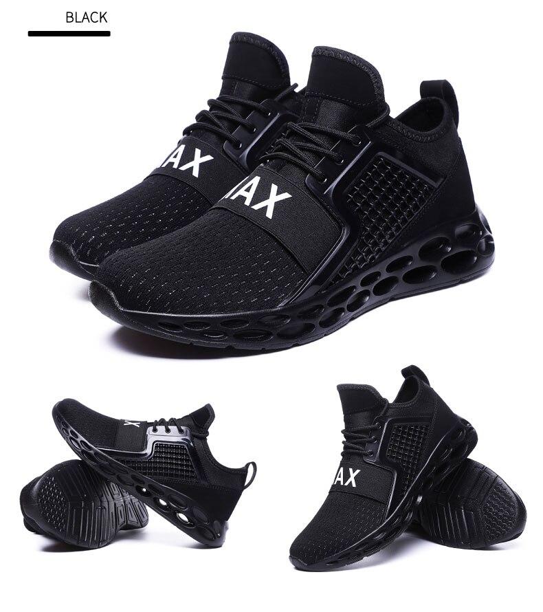 H76a1cf7c45144484baebdb4bc8fa10ecD BomKinta Stylish Designer Casual Shoes Men Yellow Sneakers Black White Walking Footwear Breathable Mesh Sneakers Men Shoes