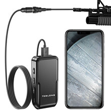 Teslong Rifle Bore Scope for iPhone & iPad, 1.2M WiFi Borescope Videoscope Inspection Camera,Fit 0.2in Caliber & Larger