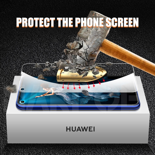 9H Protective Glass For Huawei Honor 20 10 9 8 Lite Tempered Screen Protector Glass Honor 30 30S V30 V20 V10 V9 Play Glass Film 5