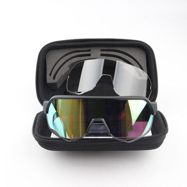 Novo s2 ciclismo óculos de sol sagan le coleção ciclismo óculos óculos de sol velocidade acessórios da bicicleta óculos de sol peter 6