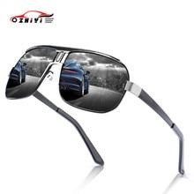 ZHIYI 눈부심 방지 운전 고글 편광 선글라스 안티 uv oculos 야외 사이클링 스포츠 선글라스