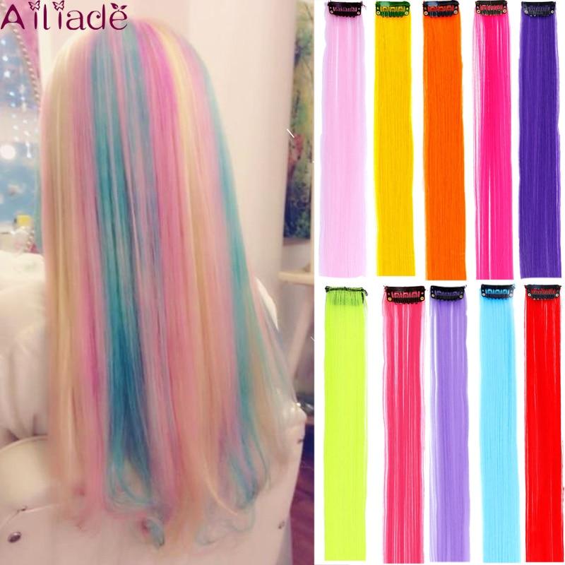 AILIADE Hair Strands On Clips 20