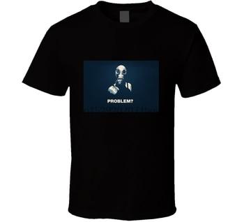 Camiseta de hombres equipo de la fuerza 2 Tf2 Pyro problema camiseta mujer camiseta
