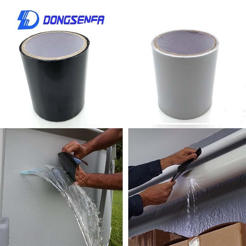 Buy  DONGSENFA 1.52M Super Fix Strong Waterproof Stop Leak Seal Repair Tape Performance Self Fix Tape Fi