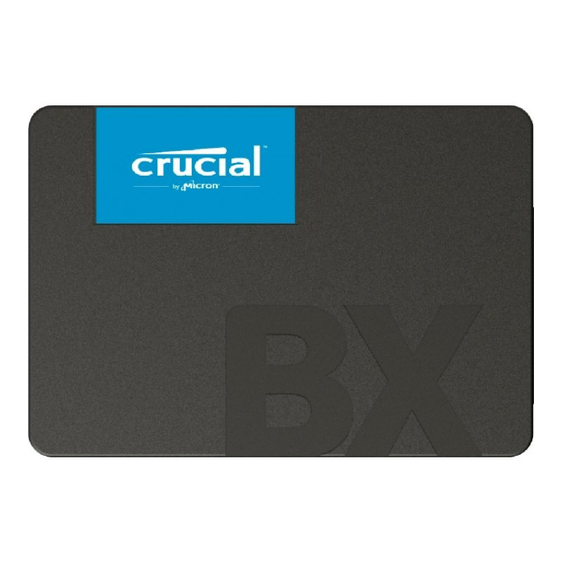 SSD накопитель Crucial BX500 120Gb CT120BX500SSD1
